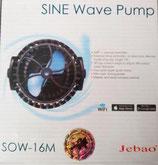 bis 16000 l/h Strömungspumpe Jebao Stream Pump SOW-16M