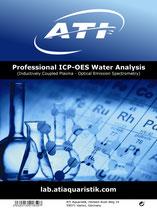 ICP - OES Wasseranalyse Wassertest ATI