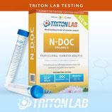 Triton Testset 1 x NDOC + 1 x ICP-OES