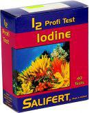 Salifert Profi-Test I² -Jod- Wassertest