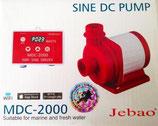 Bis 2000 l/h Jebao MDC 2000
