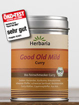 Good Old Mild Curry