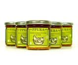 PPURA Pesto Mediterranes Gemüse und Chili, 140g