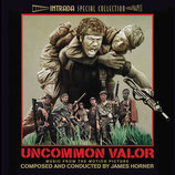 RETOUR VERS L'ENFER (UNCOMMON VALOR) MUSIQUE - JAMES HORNER (CD)