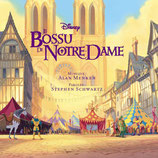 LE BOSSU DE NOTRE DAME (VERSION FRANCAISE) - ALAN MENKEN (CD)