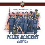 POLICE ACADEMY (MUSIQUE DE FILM) - ROBERT FOLK (CD)