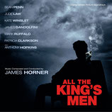 LES FOUS DU ROI (ALL THE KING'S MEN) MUSIQUE - JAMES HORNER (CD)