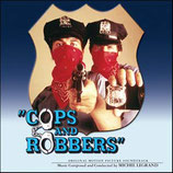 FLICS ET VOYOUS (COPS AND ROBBERS) MUSIQUE - MICHEL LEGRAND (CD)