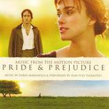 ORGUEIL & PREJUGES (PRIDE & PREJUDICE) - DARIO MARIANELLI (CD)