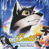 BALTO CHIEN-LOUP, HEROS DES NEIGES (MUSIQUE) - JAMES HORNER (CD)
