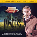 THE QUINN MARTIN COLLECTION VOLUME 2 - LES ENVAHISSEURS (2 CD)