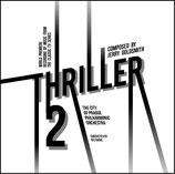 THRILLER 2 (MUSIQUE DE SERIE TV) - JERRY GOLDSMITH (CD)