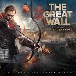 LA GRANDE MURAILLE (THE GREAT WALL) MUSIQUE - RAMIN DJAWADI (CD)