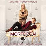 CHARLIE MORTDECAI (MUSIQUE DE FILM) - GEOFF ZANELLI (CD)