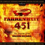 FAHRENHEIT 451 (MUSIQUE DE FILM) - BERNARD HERRMANN (CD)