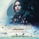 ROGUE ONE - A STAR WARS STORY (MUSIQUE) - MICHAEL GIACCHINO (CD)