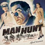 CHASSE A L'HOMME (MAN HUNT) MUSIQUE DE FILM - ALFRED NEWMAN (CD)
