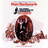BUTCH CASSIDY ET LE KID (MUSIQUE DE FILM) - BURT BACHARACH (CD)