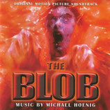 LE BLOB (THE BLOB) - MUSIQUE DE FILM - MICHAEL HOENIG (CD)