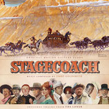 LA DILIGENCE VERS L'OUEST (STAGECOACH) - JERRY GOLDSMITH (CD)