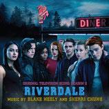 RIVERDALE SAISON 2 (MUSIQUE) - BLAKE NEELY (CD + AUTOGRAPHE)