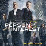 PERSON OF INTEREST SAISON 3 & 4 (MUSIQUE) - RAMIN DJAWADI (CD)