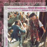 THE MASTER OF BALLANTRAE (MUSIQUE DE FILM) - BRUCE BROUGHTON (CD)