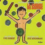 LA GUERRE DES BOUTONS (1962) - MUSIQUE DE FILM - JOSE BERGHMANS (CD)