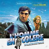 L'HOMME EN COLERE / UN PAPILLON SUR L'EPAULE (MUSIQUE) - CLAUDE BOLLING (CD)