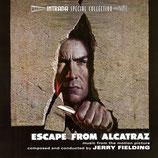 L'EVADE D'ALCATRAZ / L'ENFER EST POUR LES HEROS - JERRY FIELDING (CD)