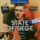 ETAT DE SIEGE (MUSIQUE DE FILM) - MIKIS THEODORAKIS (CD)