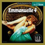 EMMANUELLE 4 / SAS A SAN SALVADOR (MUSIQUE) - MICHEL MAGNE (CD)