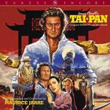 TAI-PAN (MUSIQUE DE FILM) - MAURICE JARRE (CD)