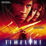 PRISONNIERS DU TEMPS (TIMELINE) MUSIQUE DE FILM - BRIAN TYLER (CD)