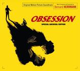 OBSESSION (MUSIQUE DE FILM) - BERNARD HERRMANN (2 CD)