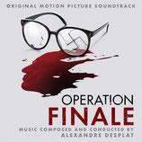 OPERATION FINALE (MUSIQUE DE FILM) - ALEXANDRE DESPLAT (CD)