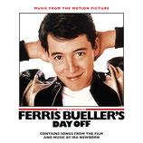 LA FOLLE JOURNEE DE FERRIS BUELLER (MUSIQUE) - IRA NEWBORN (CD)