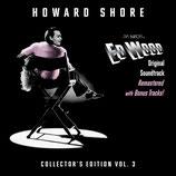 ED WOOD (MUSIQUE DE FILM) - HOWARD SHORE (CD)
