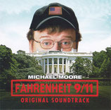 FAHRENHEIT 9/11 (MUSIQUE DE FILM) - JEFF GIBBS (CD)