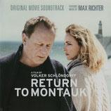 RETOUR A MONTAUK (MUSIQUE DE FILM) - MAX RICHTER (CD)