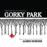 GORKY PARK (MUSIQUE DE FILM) - JAMES HORNER (CD)