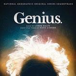 GENIUS (MUSIQUE DE SERIE TV) - LORNE BALFE - HANS ZIMMER (CD)