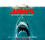 LES DENTS DE LA MER (JAWS) - MUSIQUE DE FILM - JOHN WILLIAMS (CD)