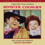 UNE BIBLE ET UN FUSIL (ROOSTER COGBURN) - LAURENCE ROSENTHAL (CD)