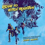 LA MONTAGNE ENSORCELEE (ESCAPE TO WITCH MOUNTAIN) MUSIQUE DE FILM - JOHNNY MANDEL (CD)