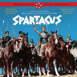 SPARTACUS (MUSIQUE DE FILM) - ALEX NORTH (2 CD)