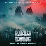 GODZILLA VS KONG (MUSIQUE DE FILM) - TOM HOLKENBORG (CDR)
