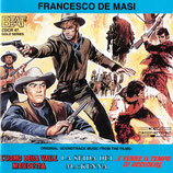 L'HOMME DE LA VALLEE MAUDITE (MUSIQUE) - FRANCESCO DE MASI (CD)