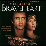 BRAVEHEART (MUSIQUE DE FILM) - JAMES HORNER (CD)