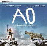 AO, LE DERNIER NEANDERTAL (MUSIQUE DE FILM) - ARMAND AMAR (CD)